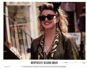 DESPERATELY SEEKING SUSAN - USA SET OF 8 CINEMA PROMO LOBBY CARDS